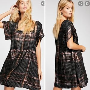 Free people Barcelona Mini Dress  SZ XS